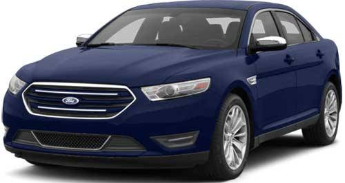 2014 Ford Taurus SHO - Sedan 3.5L V6 Twin-turbo AWD auto