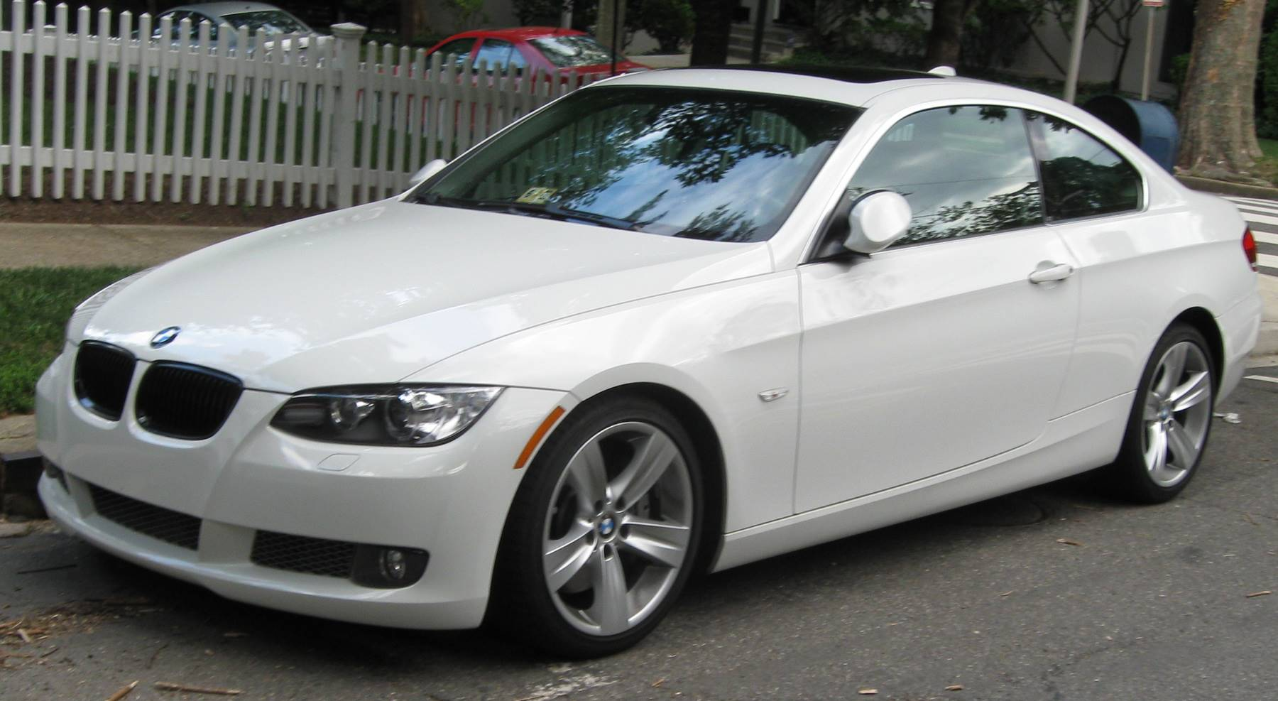 2009 Bmw 3 Series 335i Convertible 30l Twin Turbo Manual