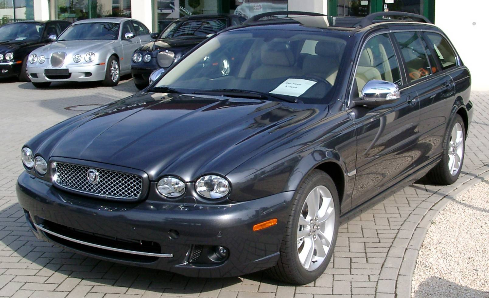 2003 jaguar s type manual