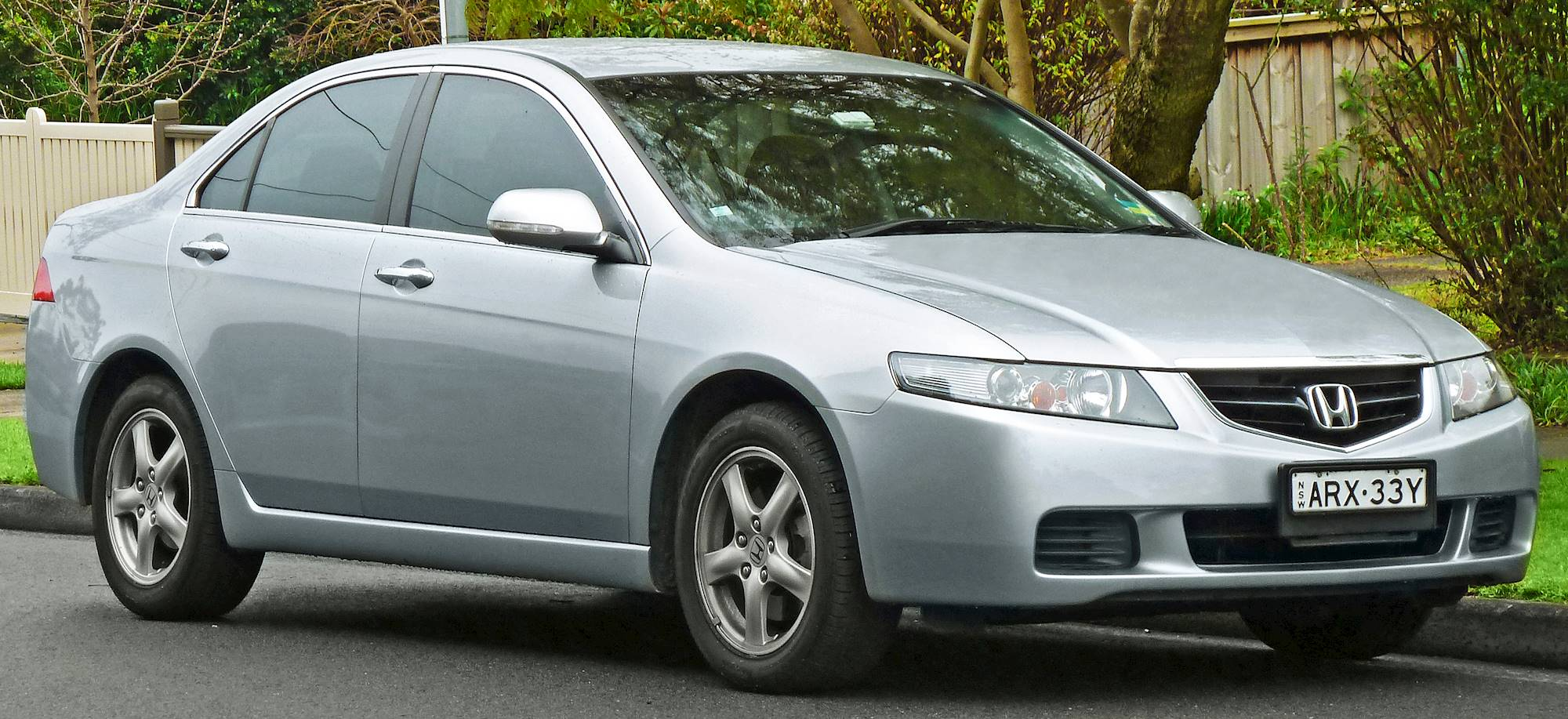2005 Honda Accord Euro