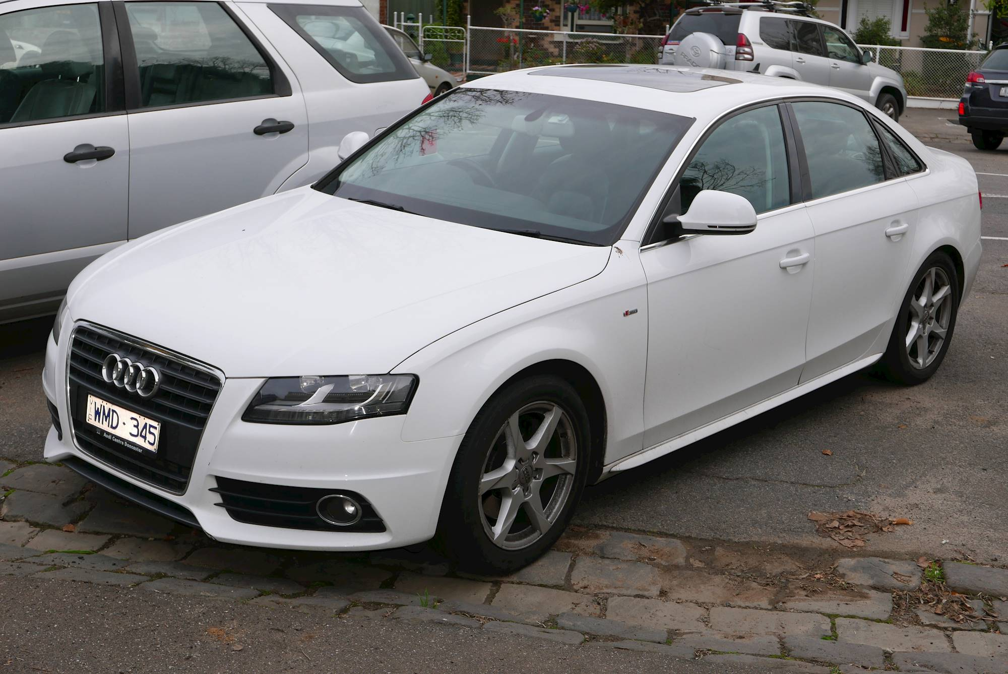 2008 Audi A4 2 0T Avant Special Edition 4dr All wheel Drive quattro