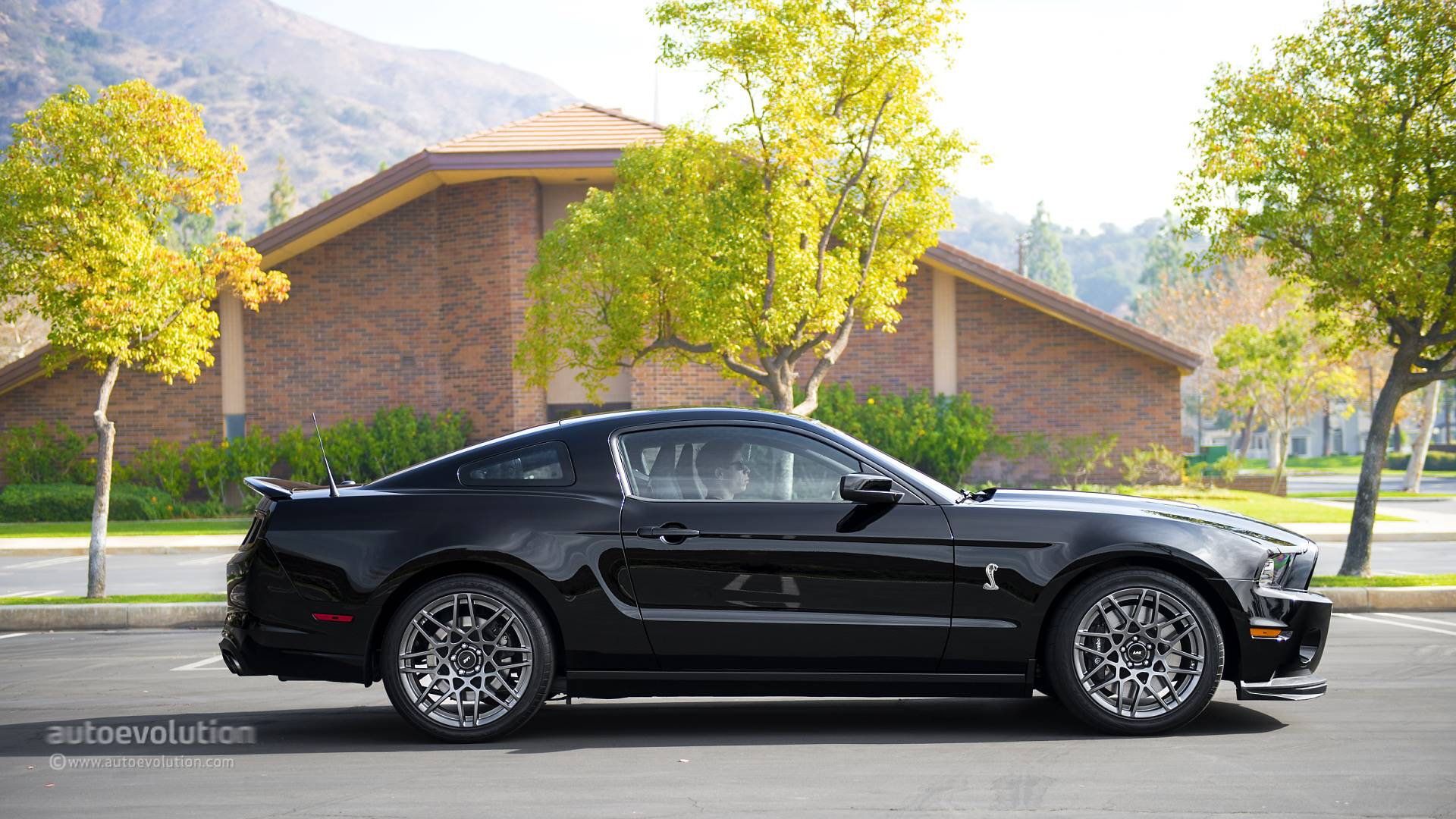 2014 Ford Mustang GT Premium - Coupe 5.0L V8 Manual