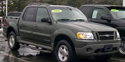 2001 Ford Explorer Sport 2 Door 102 Wb