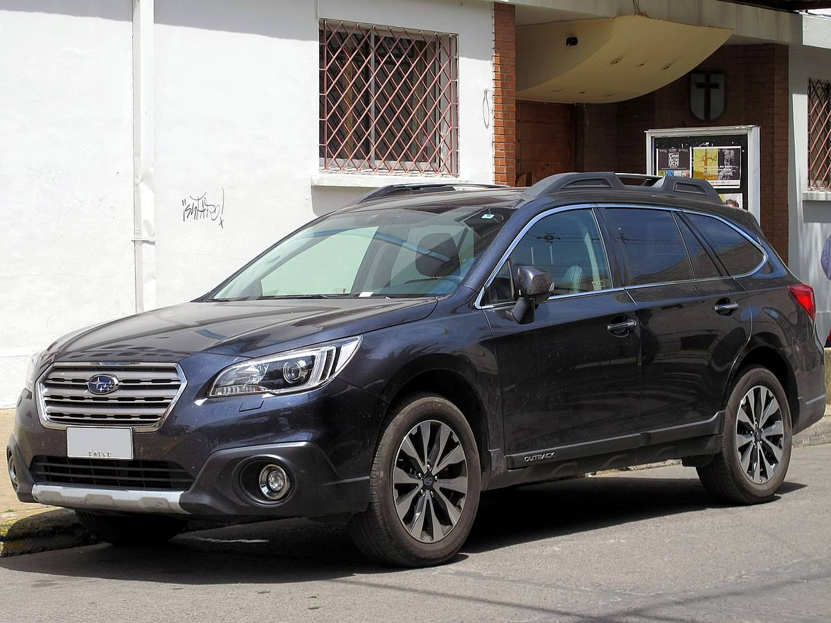 2016 Subaru Outback 4 Door Wagon 2 5i Limited Pzev