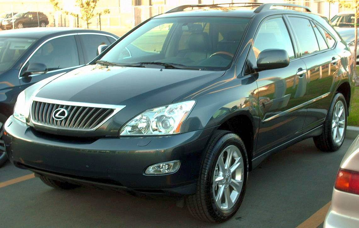 2008 lexus rx rx 350 4dr suv 3 5l v6 auto. Black Bedroom Furniture Sets. Home Design Ideas