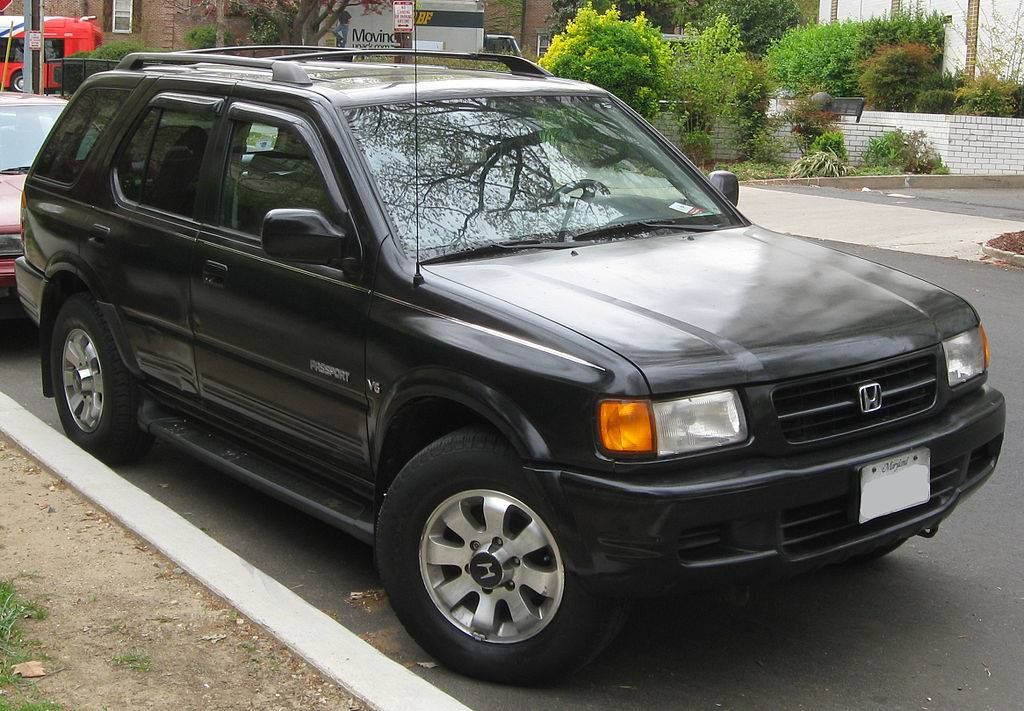 1999 honda passport lx 4dr suv 3 2l v6 4x4 manual. Black Bedroom Furniture Sets. Home Design Ideas