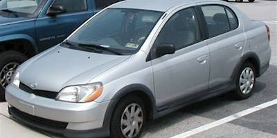 Toyota Echo Sedan