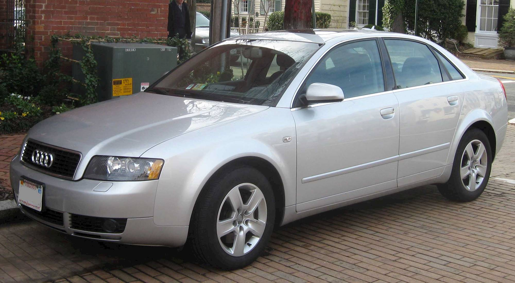 2002 audi a4 1 8t avant quattro wagon 1 8l turbo awd manual. Black Bedroom Furniture Sets. Home Design Ideas