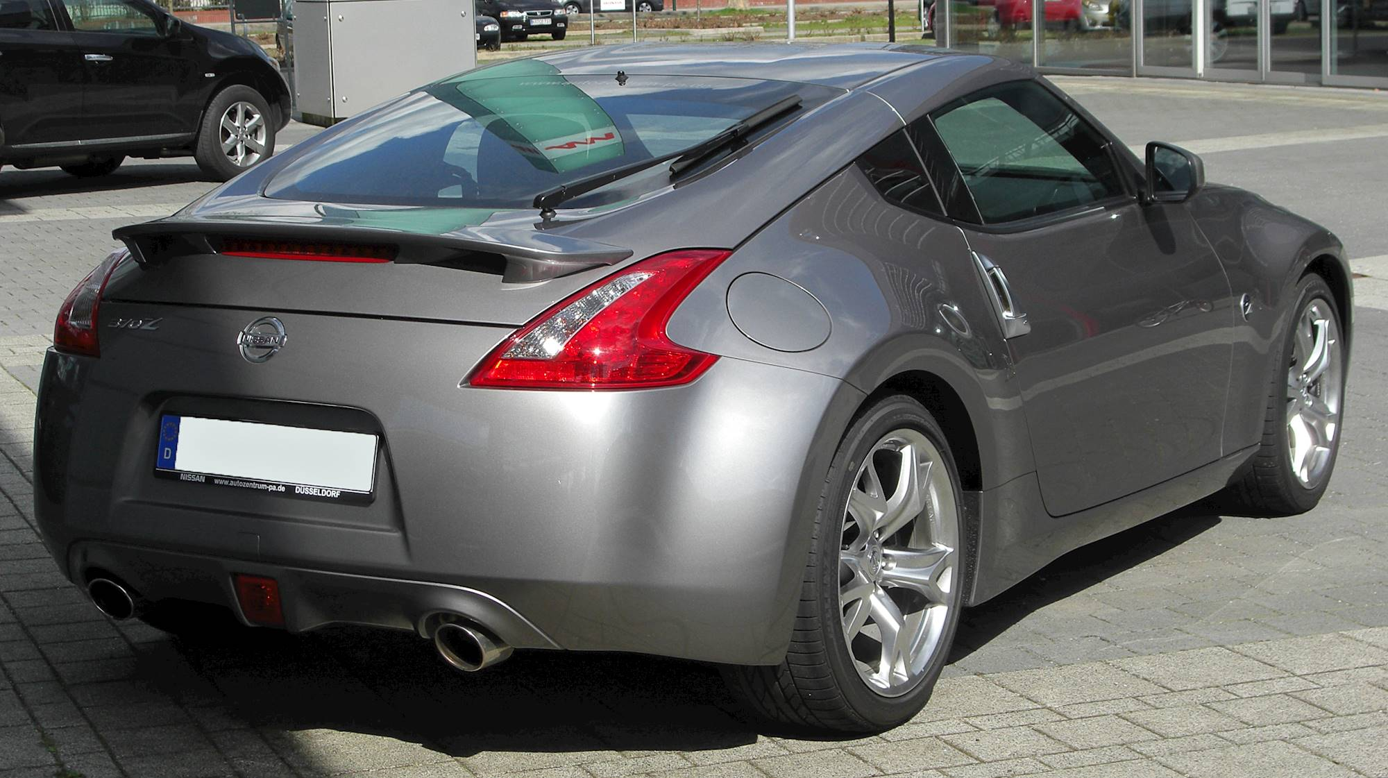 Nissan 370Z 0-60 >> 2010 Nissan 370Z 2-Door Roadster Automatic
