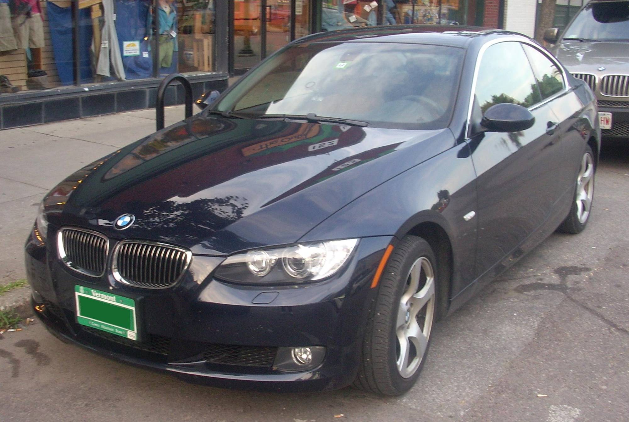 2008 Bmw 335 Xi 2dr All Wheel Drive Coupe 6 Spd Manual W Od