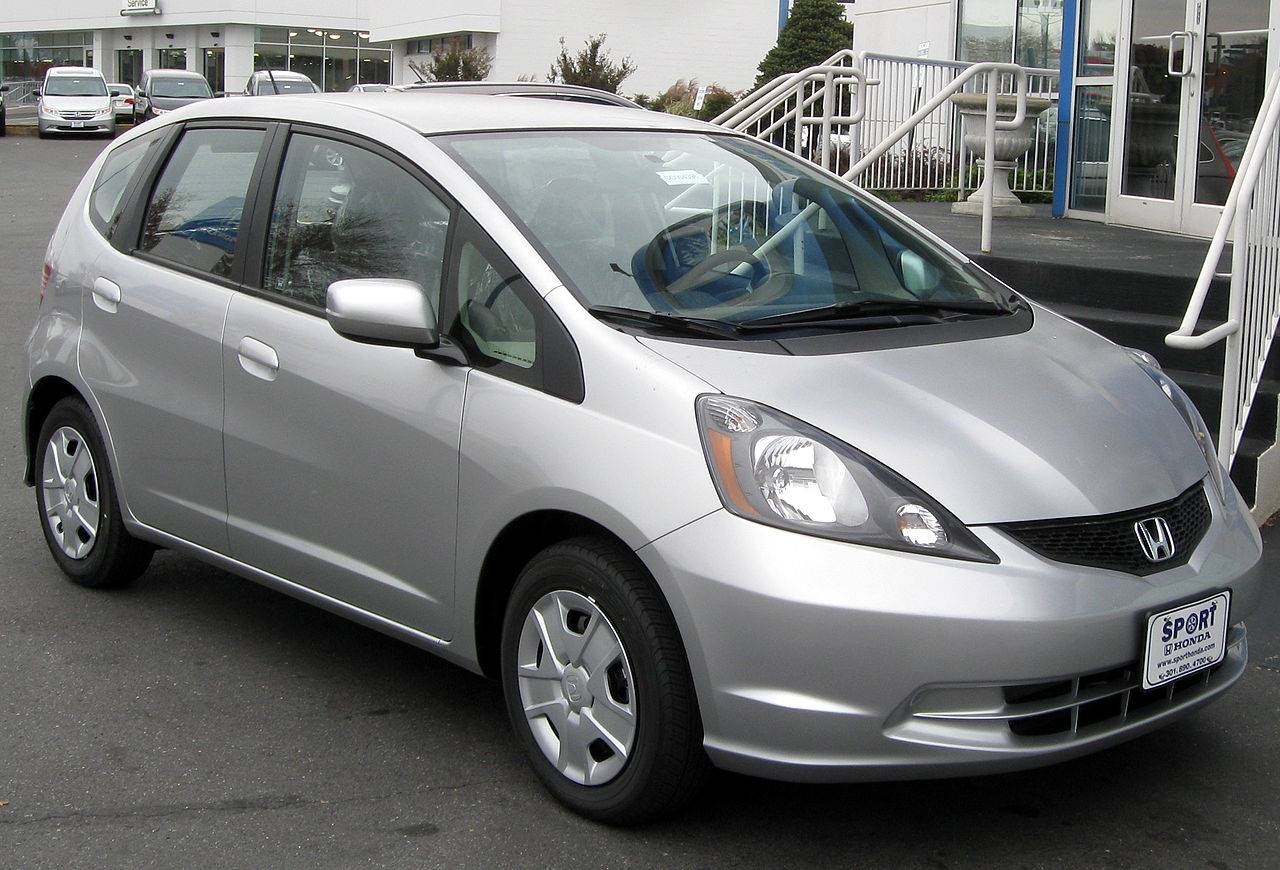 2012 honda fit base 4dr hatchback 1 5l manual. Black Bedroom Furniture Sets. Home Design Ideas