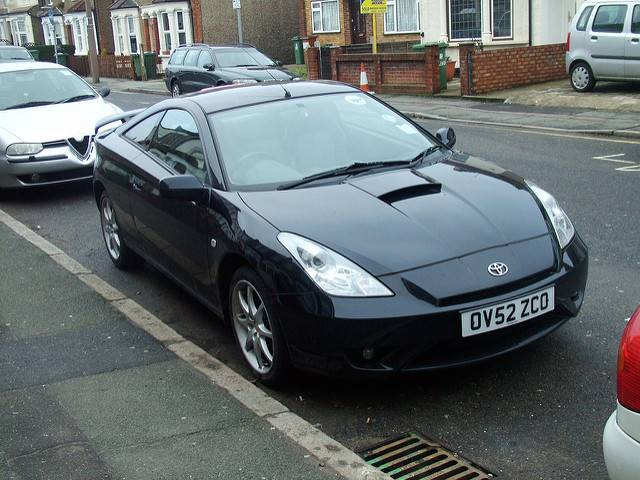 2002 toyota celica gt manual transmission