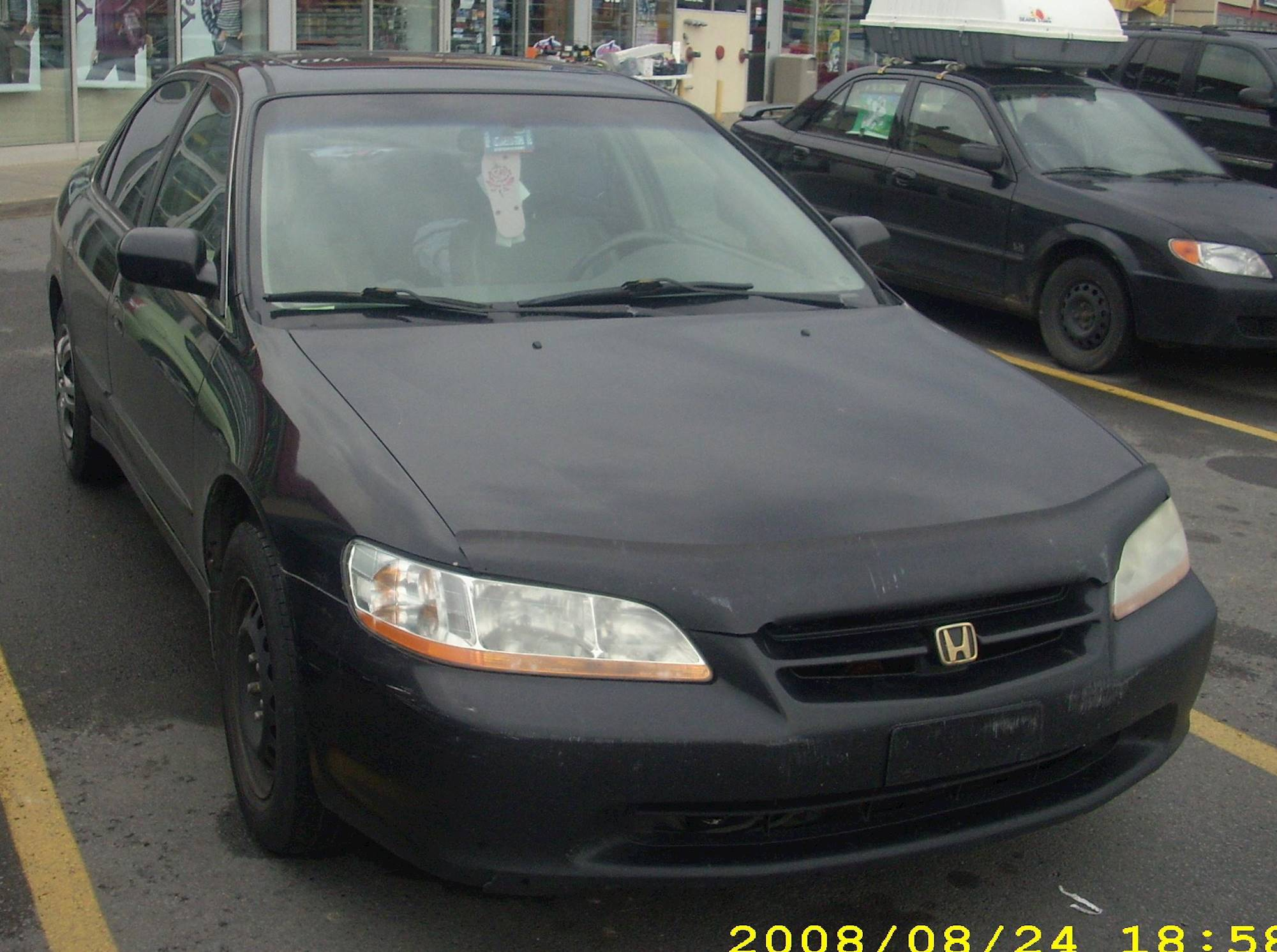 2000 honda accord coupe 3.0 vtec specs
