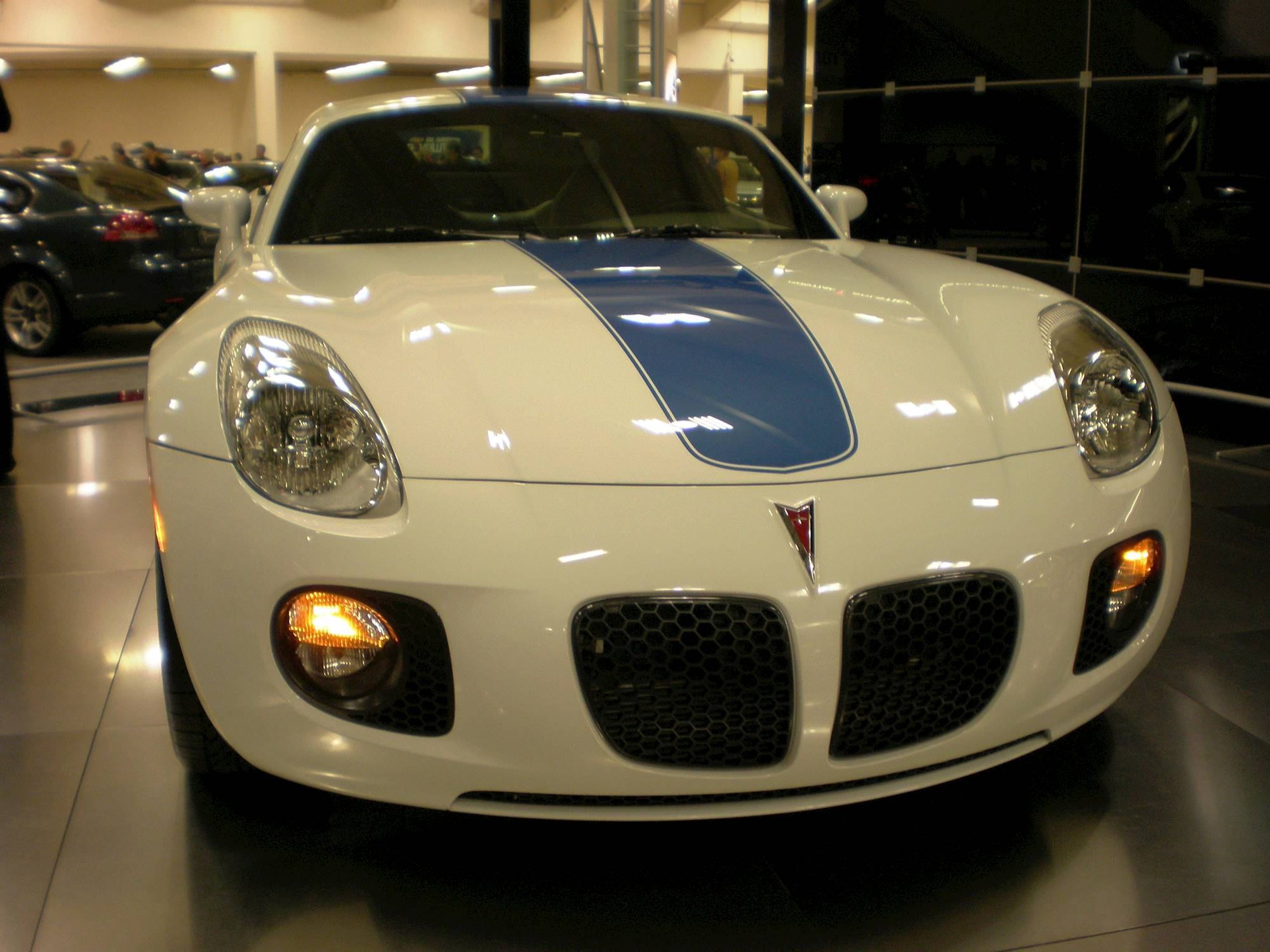 2008 Pontiac Solstice Scca T2 Champion Edition Convertible 2 0l Turbo Manual
