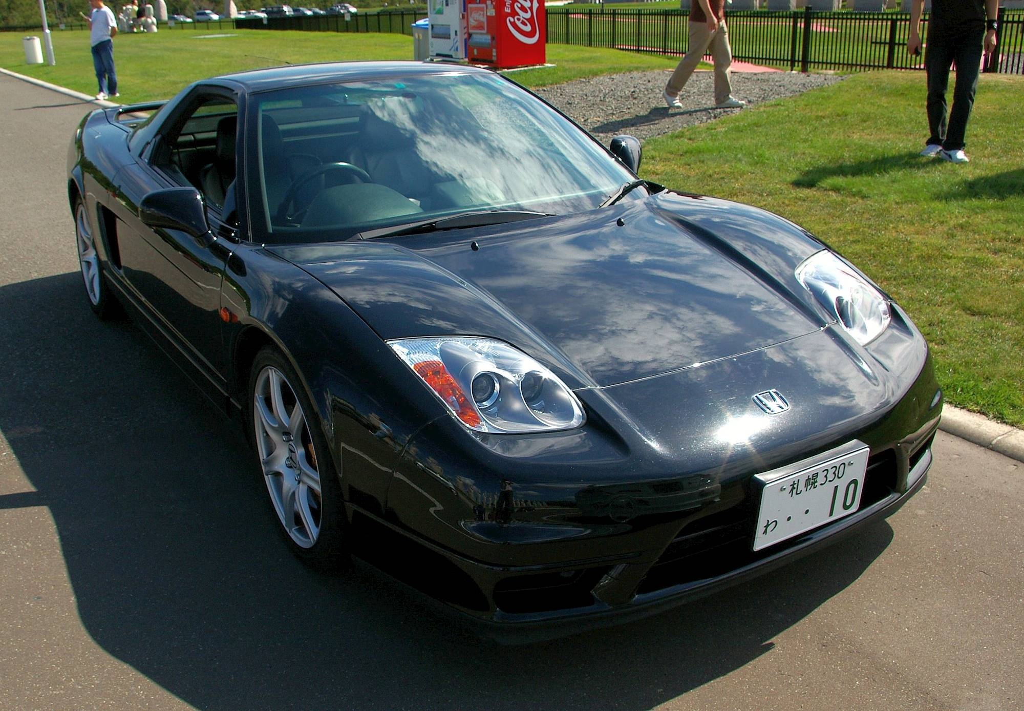 2005 Acura Nsx 2 Door Coupe At