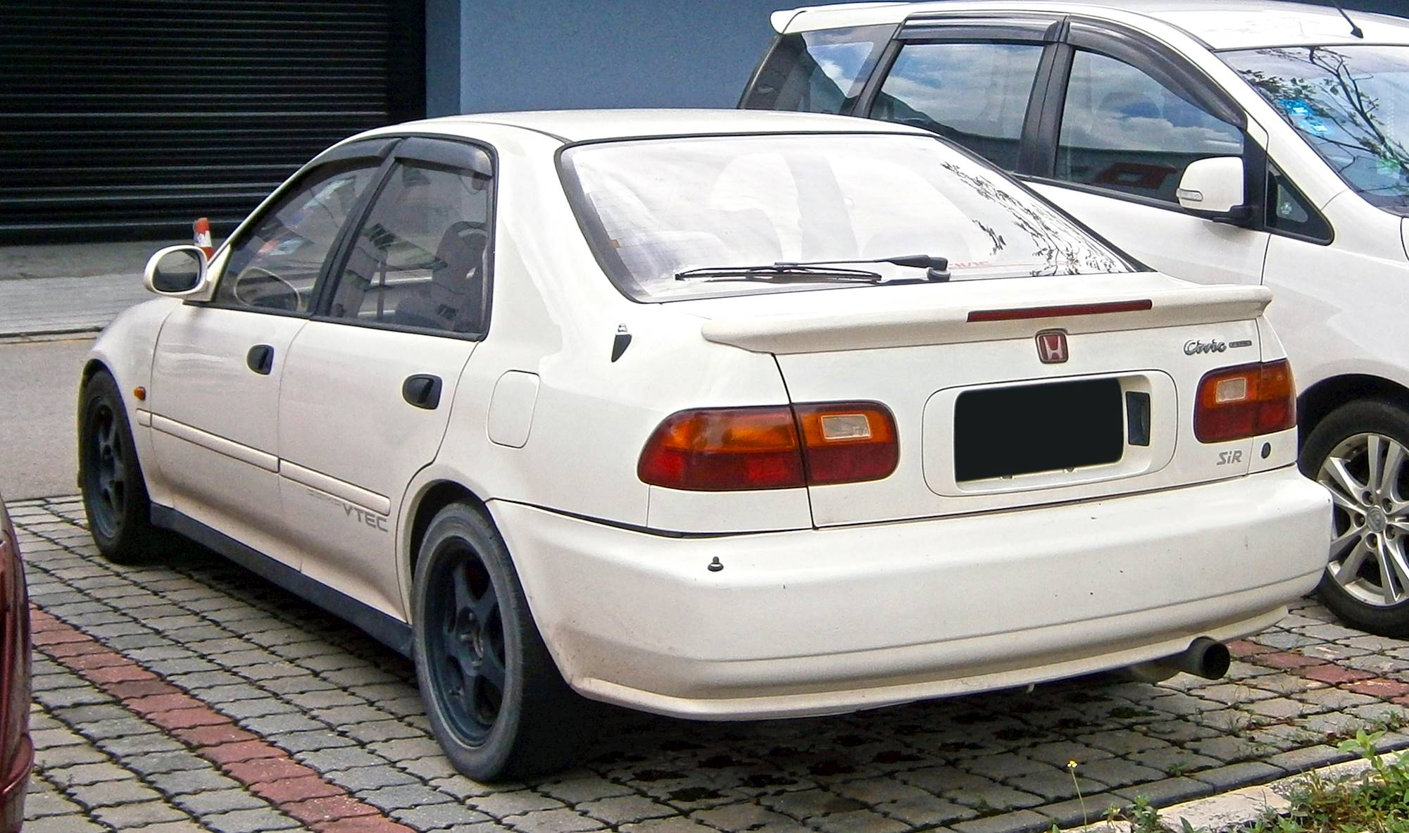 1992 Honda Civic Vx 2dr Hatchback 15l Manual Ferio