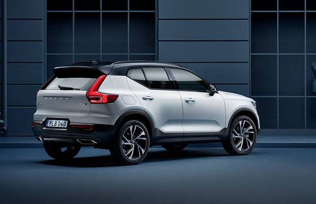 2019 volvo xc40 t5 awd momentum. Black Bedroom Furniture Sets. Home Design Ideas