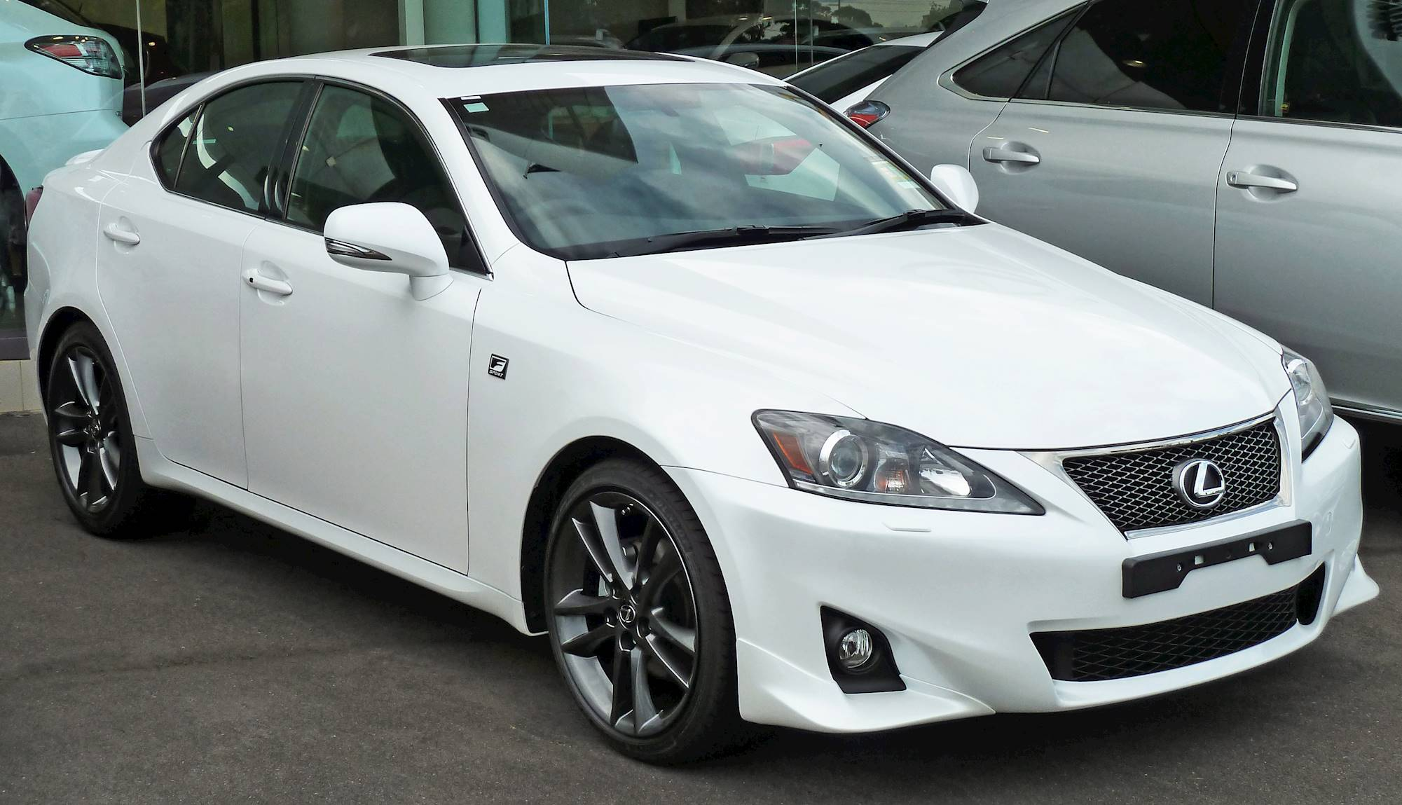 2011 lexus is is 300 - sedan 3.0l auto