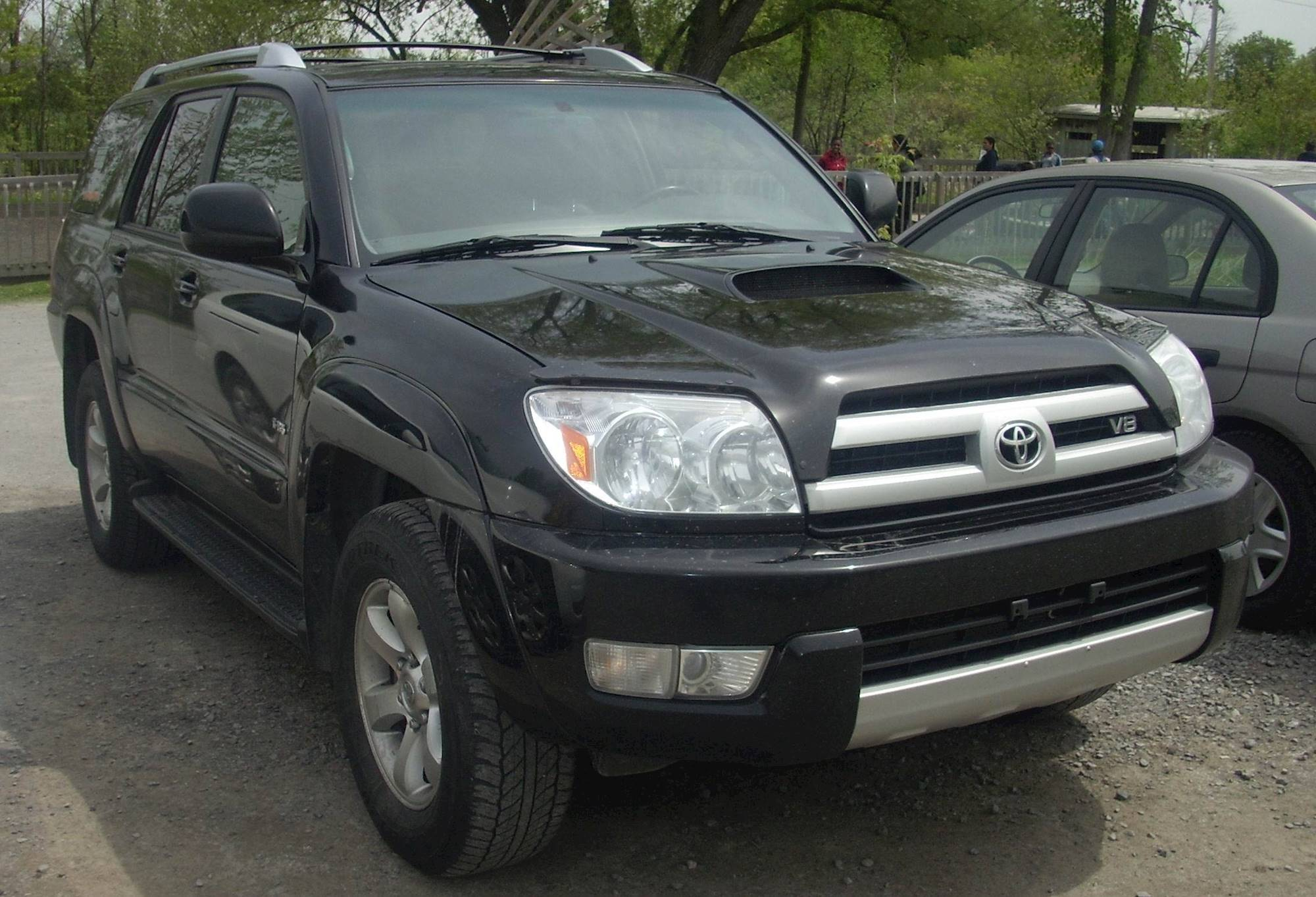 2003 Toyota 4runner Limited 4dr Suv 4 7l V8 Auto