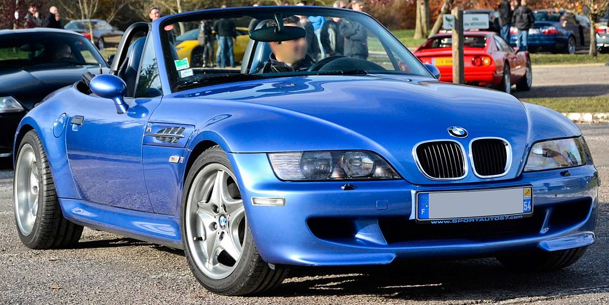 2000 Bmw Z3 2 3 Convertible Manual