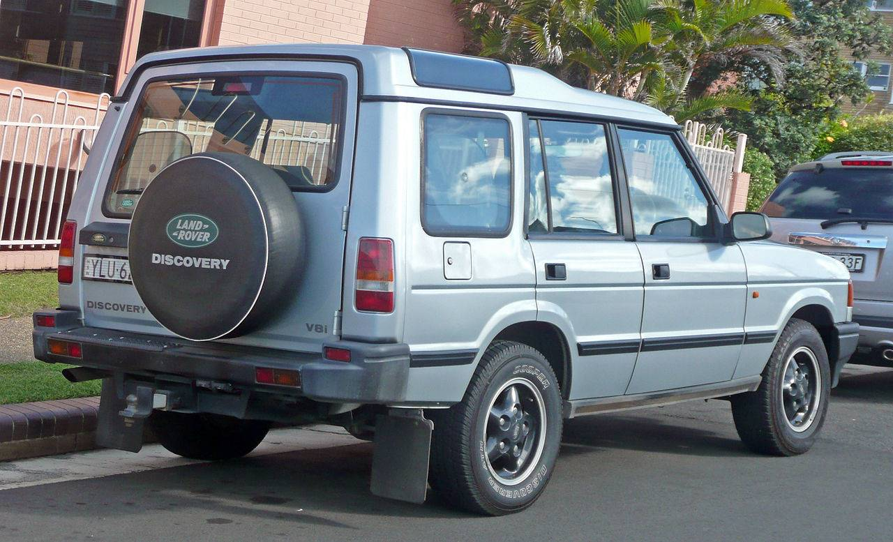 ... 1997 Land Rover Discovery ...