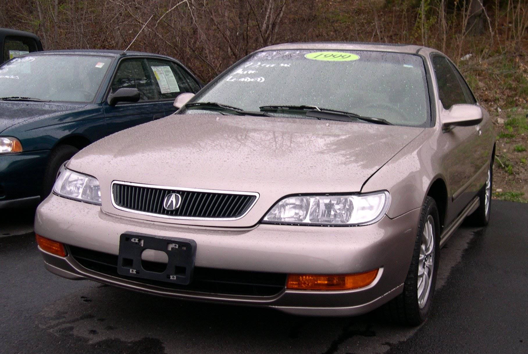 1999 Acura CL 2 Door Coupe 23L Manual