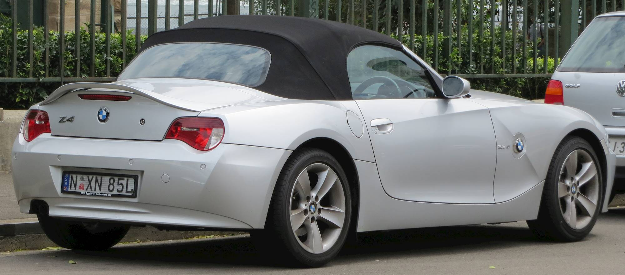2006 Bmw Z4 M Coupe 3 2l Manual
