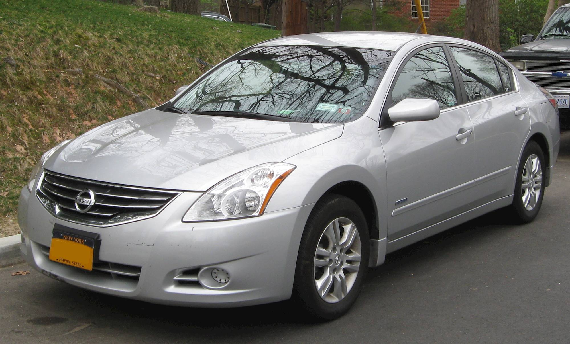 Used 2007 Nissan Altima 2.5 Hybrid at City Cars Warehouse INC  Nissan Altima Hybrid