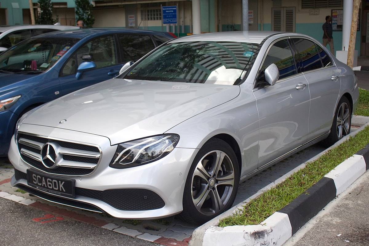 2017 Mercedes-Benz E-Class E 550 - Coupe 4.7L V8 Twin-turbo auto