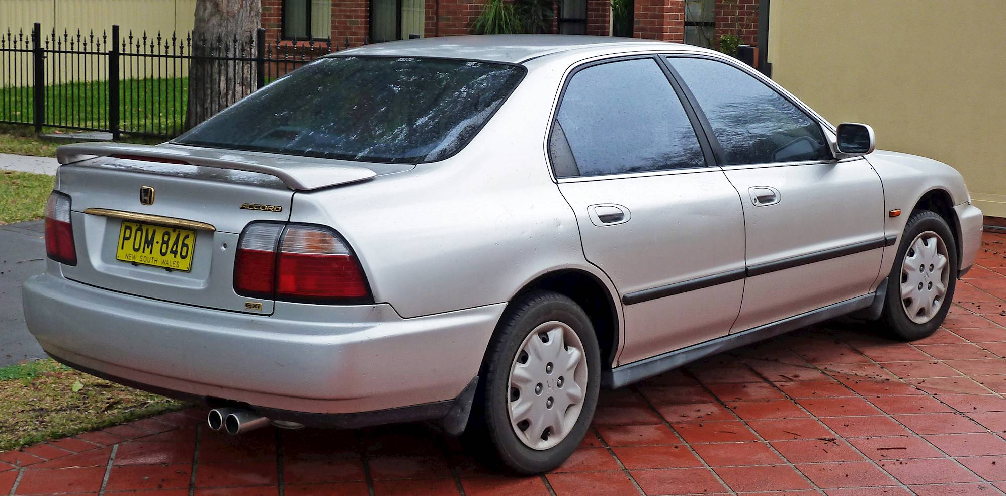 1997 Honda Accord 1997 Honda Accord ...