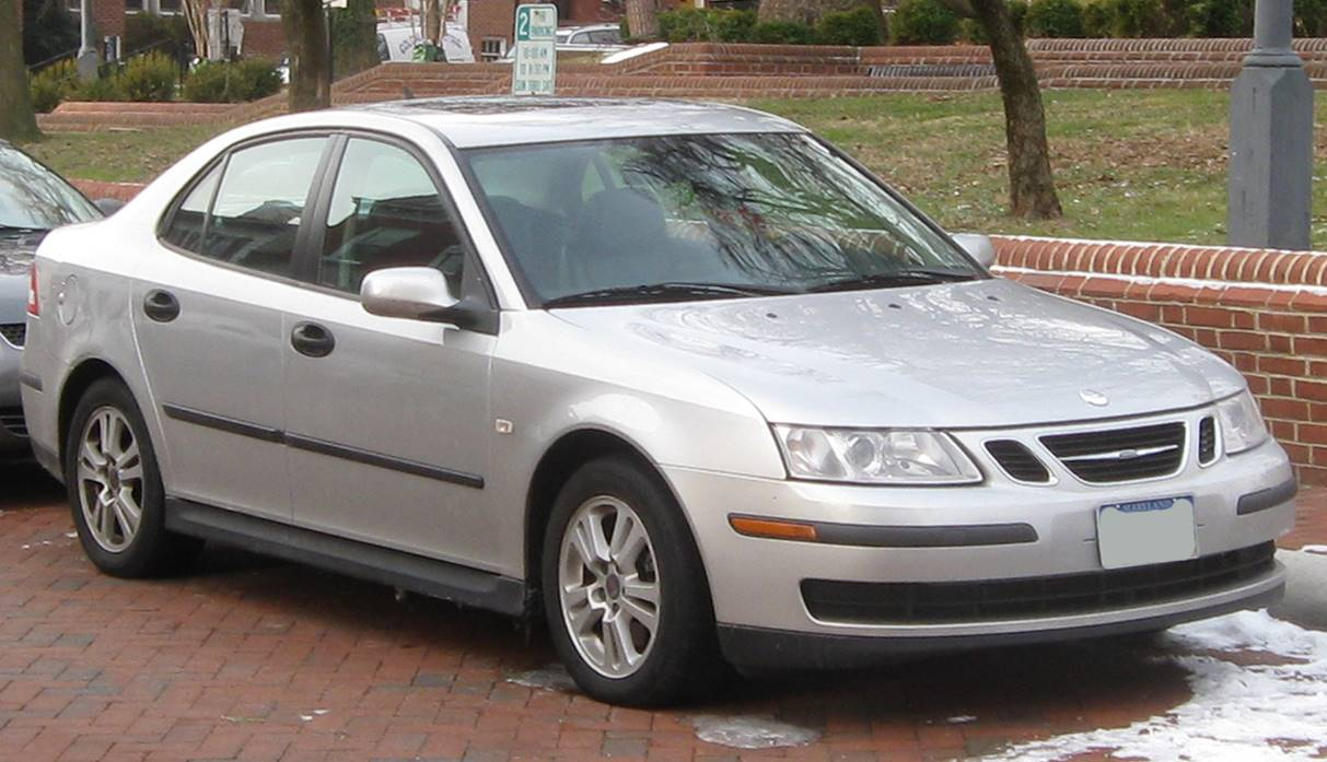 2007 Saab 9-3 2.0T SportCombi - Wagon 2.0L Turbo Manual