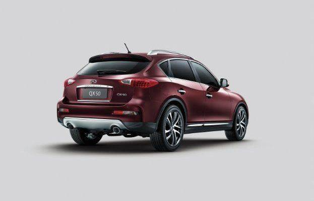 2016 Infiniti Qx50 Awd 4 Door
