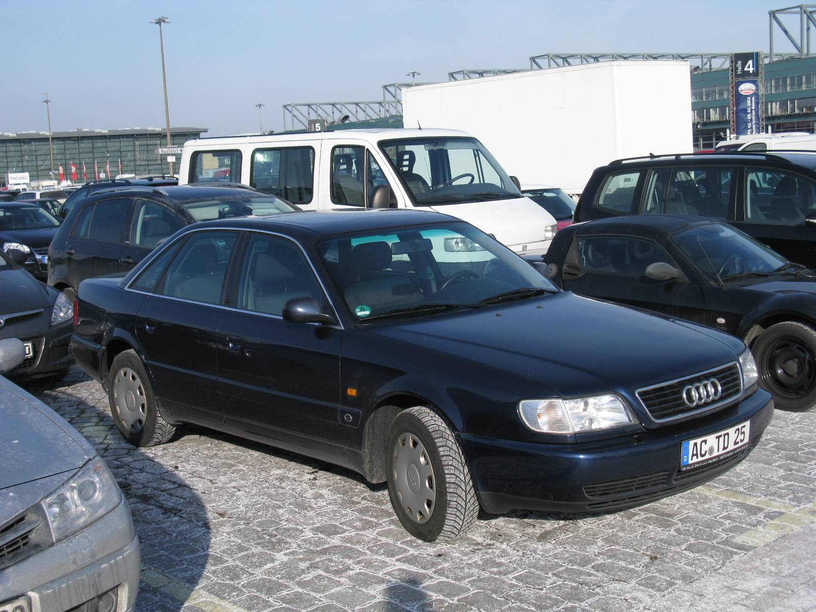 1995 Audi A6 Base 4dr Sedan 5 Spd Manual W Od 2000 Wikipdia