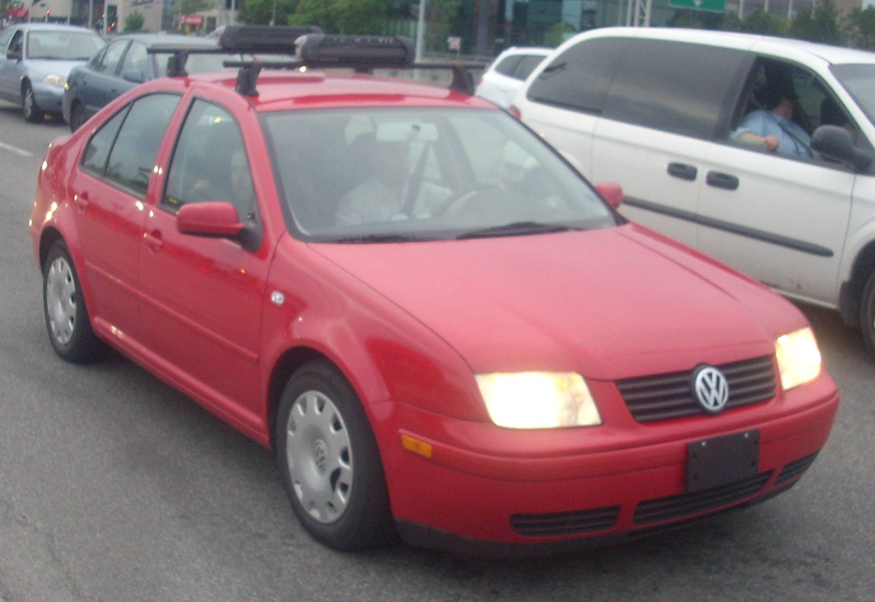 2003 Volkswagen Jetta Gl Tdi Wagon 1 9l Turbo Diesel Manual