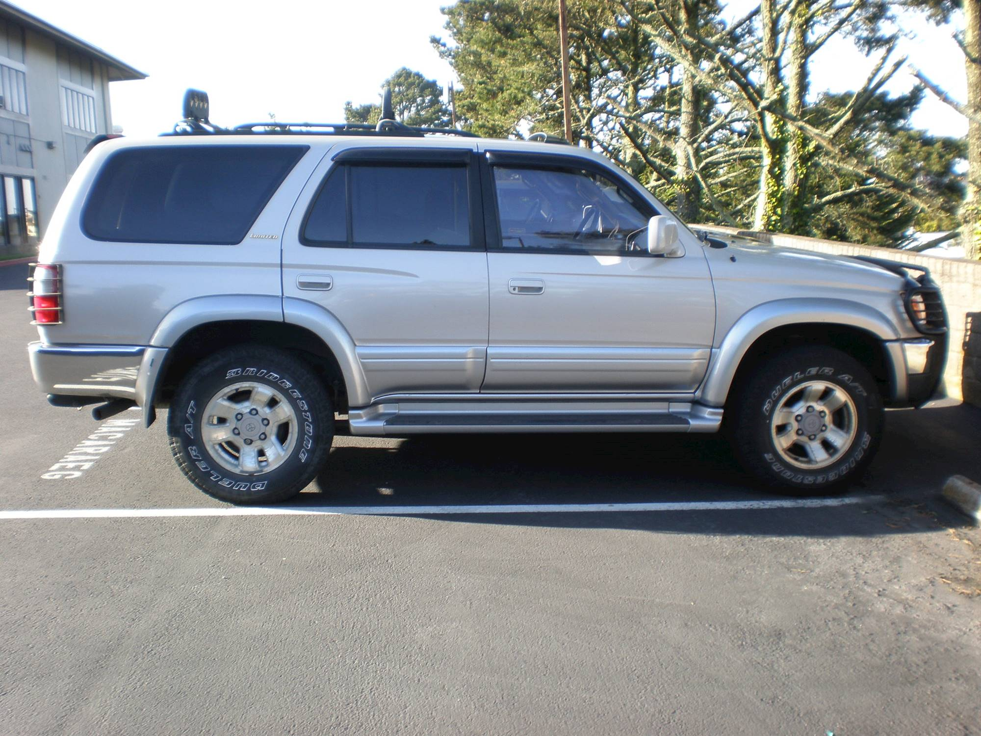 1997 toyota 4runner limited 4dr suv 3 4l v6 auto 1997 toyota 4runner limited 4dr suv 3