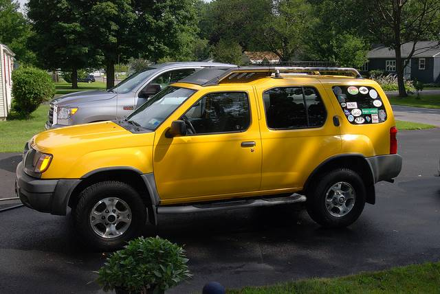 2013 nissan xterra pro 4x 4dr suv 4 0l v6 4x4 auto. Black Bedroom Furniture Sets. Home Design Ideas