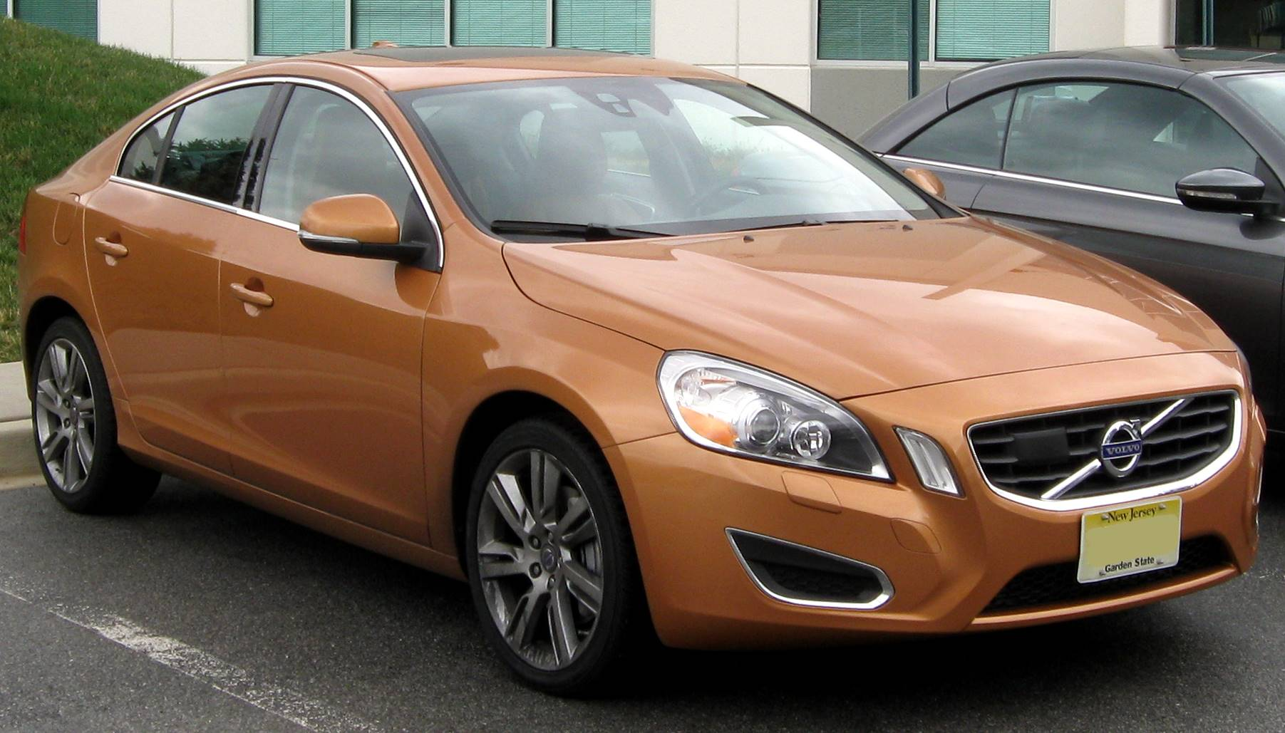 2012 volvo s60 t5 sedan 2 5l turbo auto. Black Bedroom Furniture Sets. Home Design Ideas