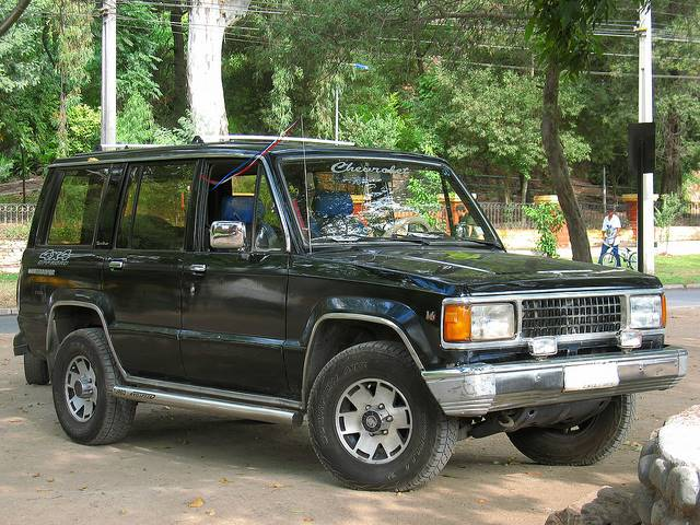 1991 Isuzu Trooper LS - 4dr SUV 2 8L V6 4x4 Manual