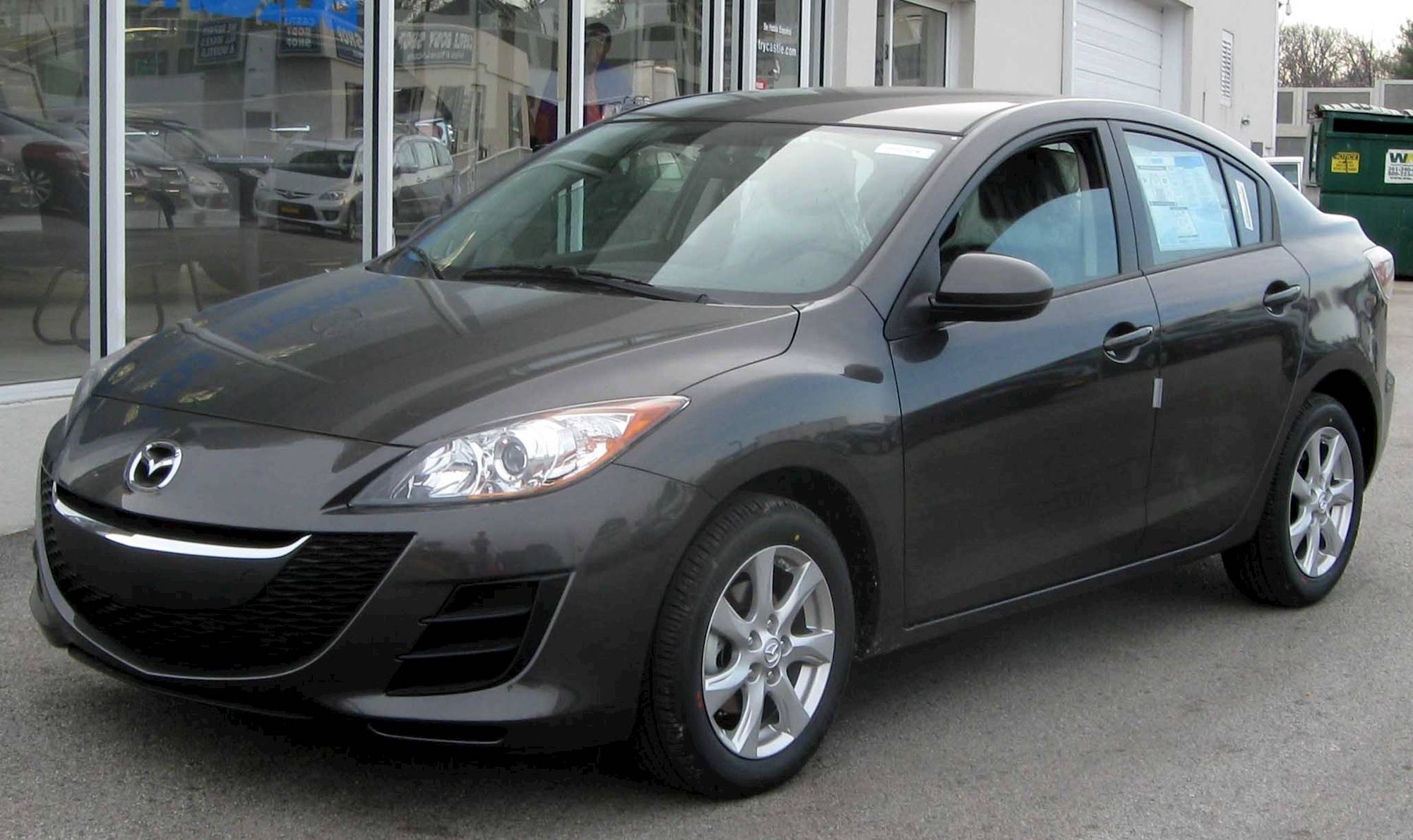 Httpsjamesrobison Usmazdaspeed 3 Wheel Size: 2010 Mazda 3 S Grand Touring Sedan 2.5L Auto