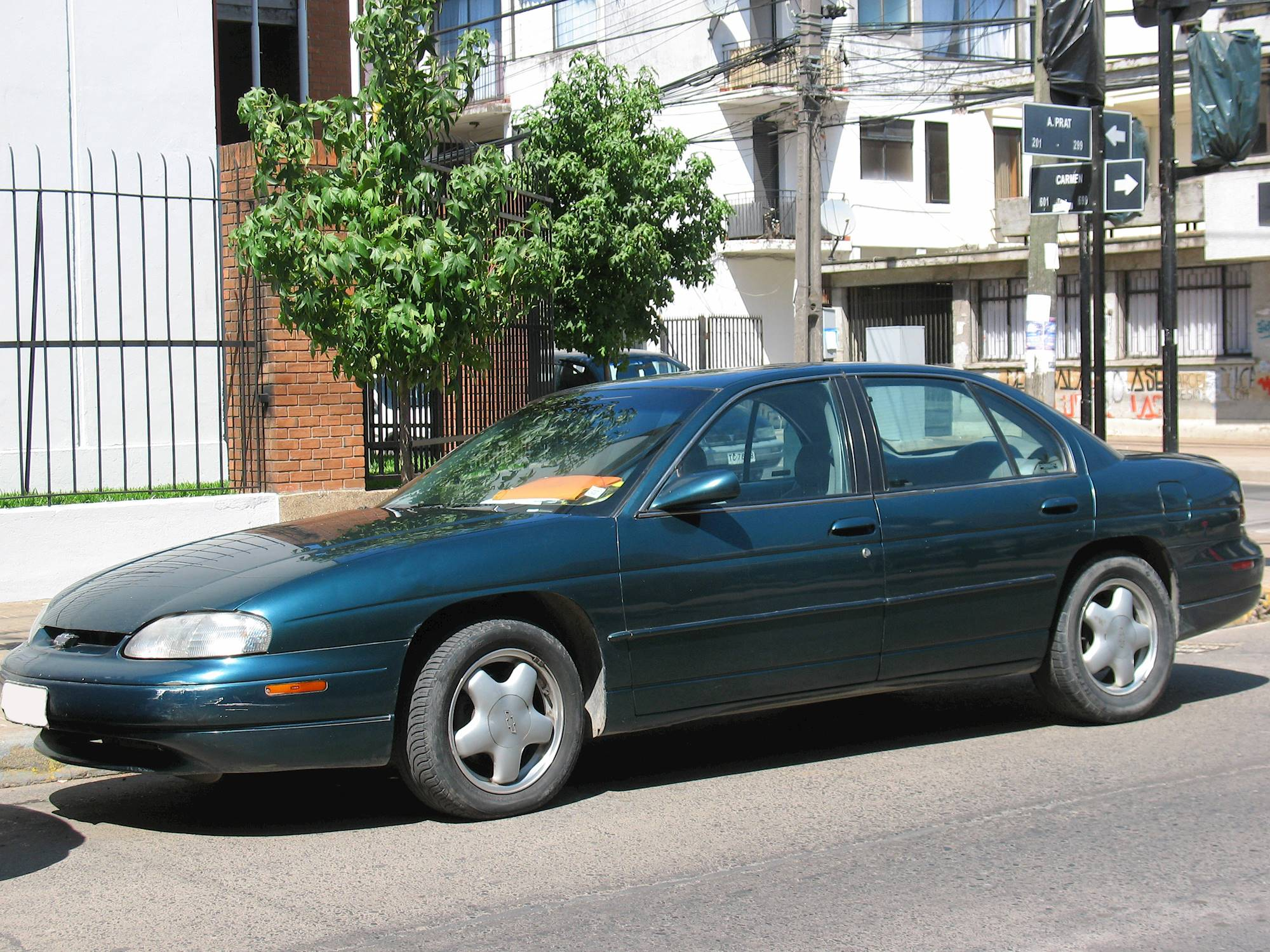 1998 Chevrolet Lumina Base Sedan 3 1l V6 Auto