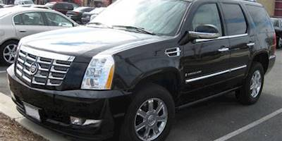 File:2007-Cadillac-Escalade.jpg - Wikimedia Commons
