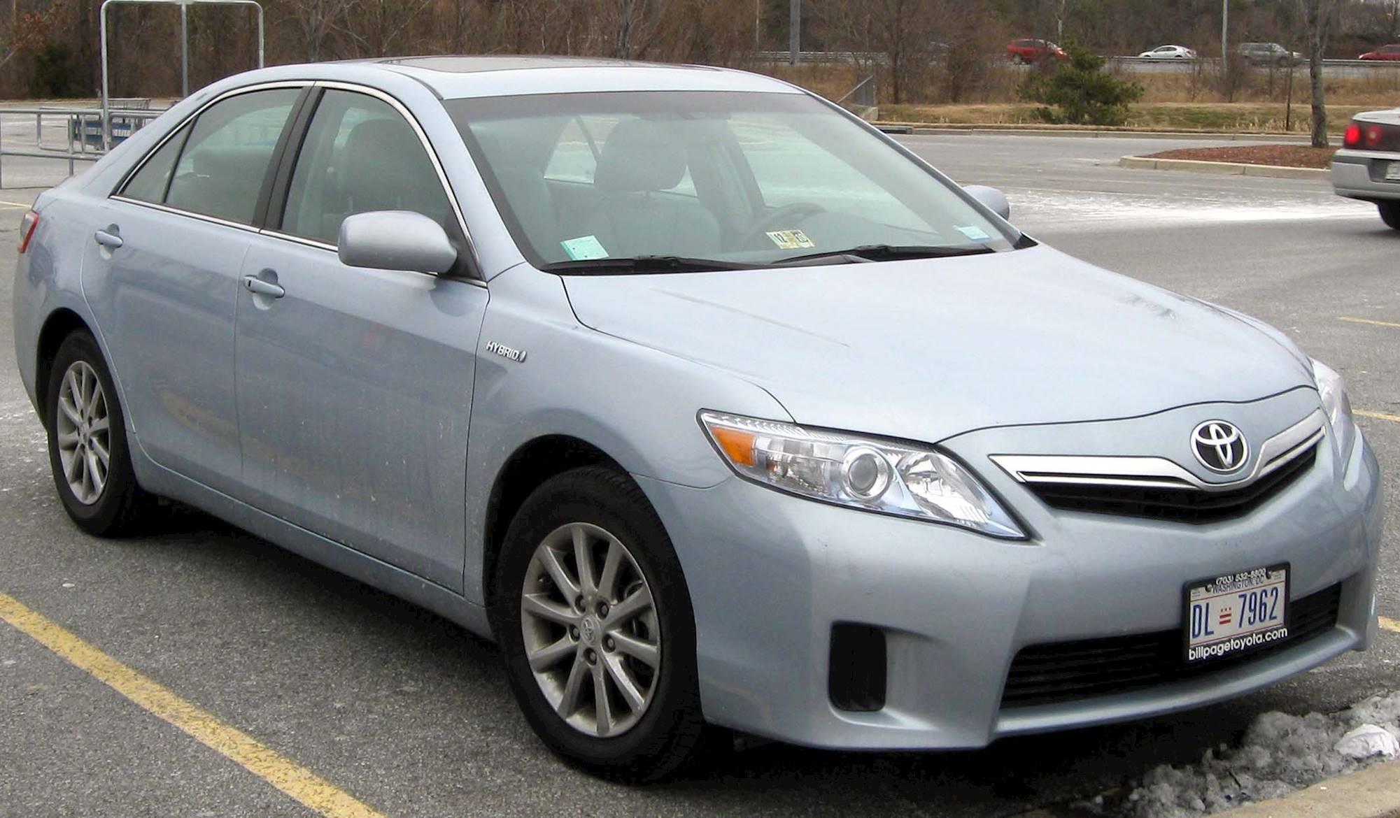2010 toyota camry hybrid base sedan 2 4l hybrid cvt auto. Black Bedroom Furniture Sets. Home Design Ideas