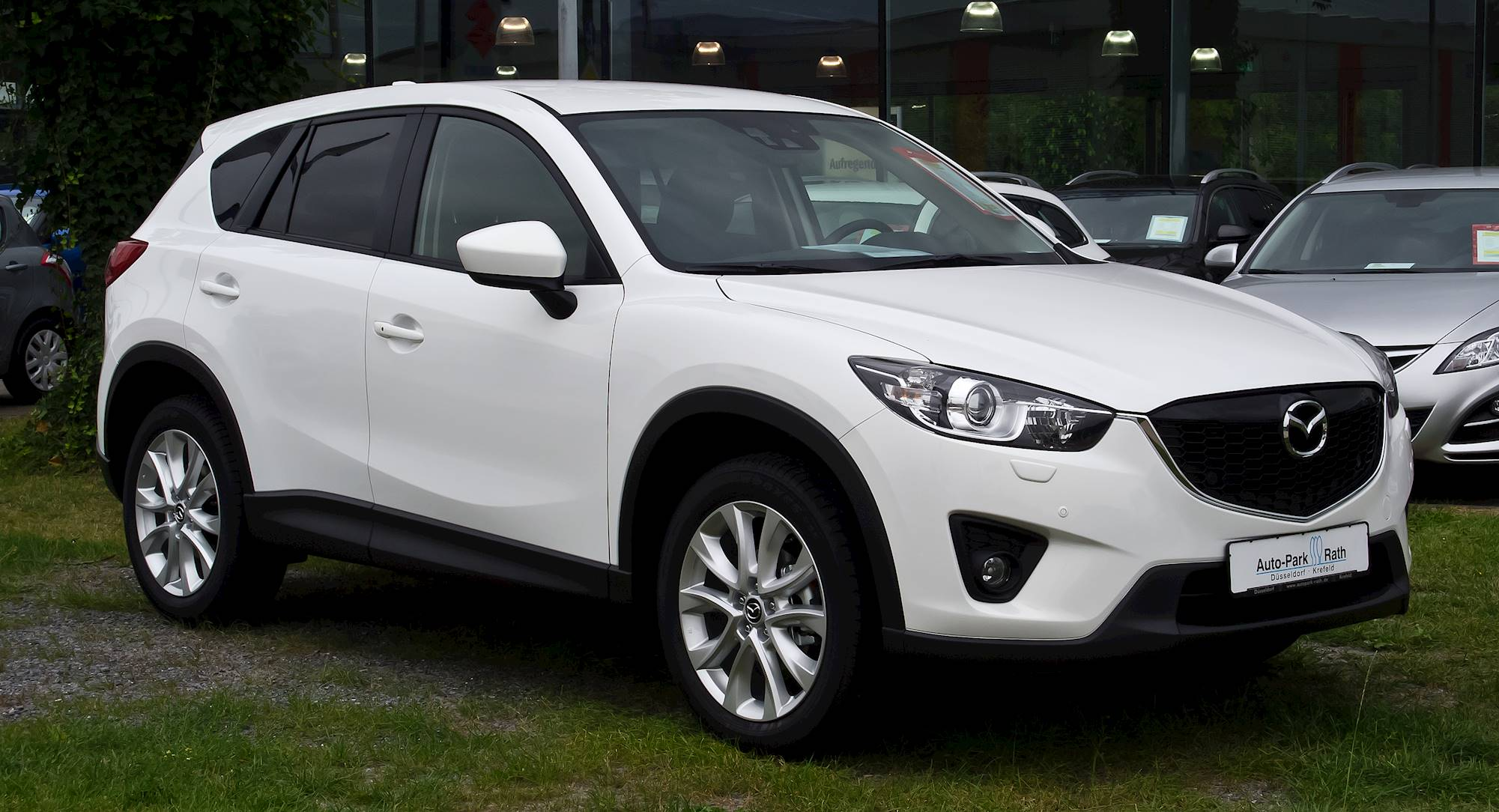 2014 Mazda CX-5 Grand Touring - 4dr SUV 2.5L auto