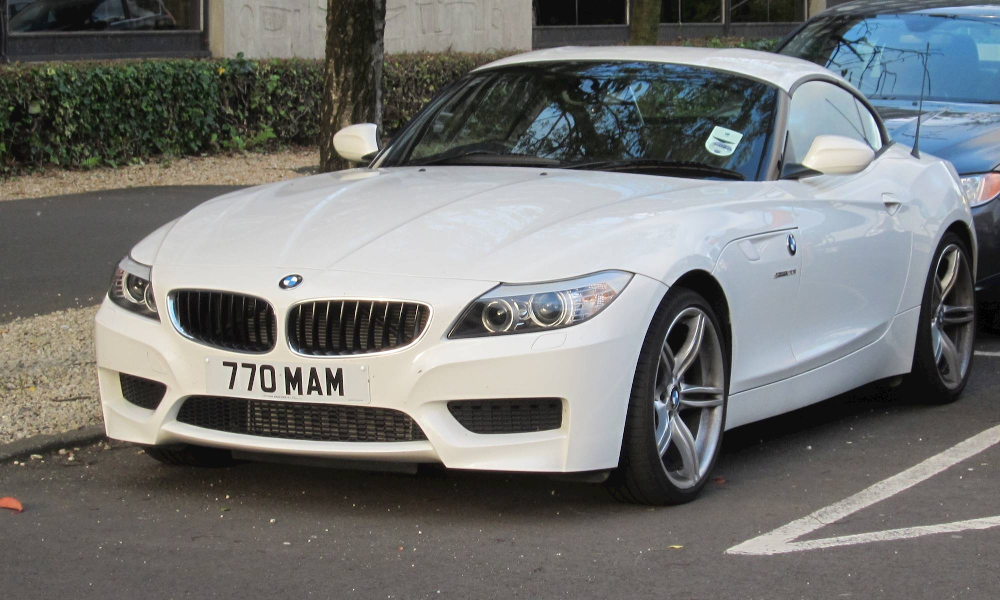 2013 Bmw Z4 Sdrive35i Convertible 3 0l Twin Turbo Manual