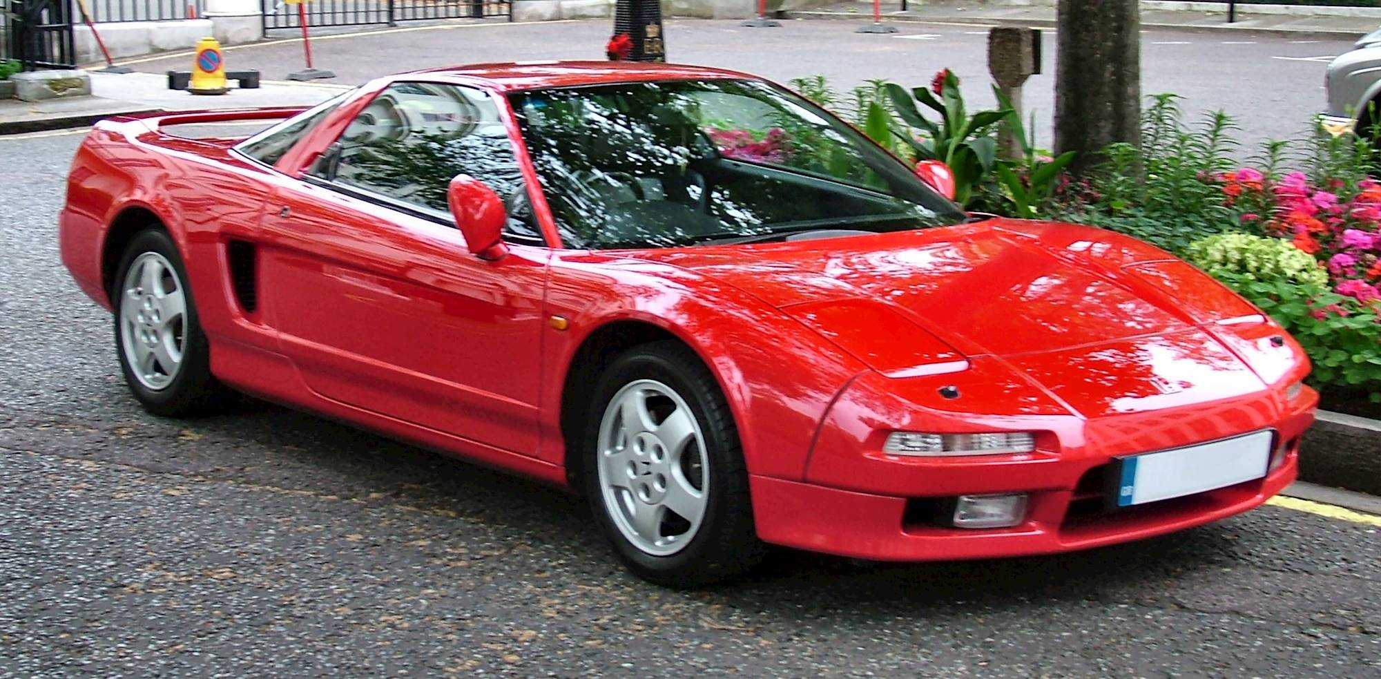 2000 Acura NSX 2 Door NSX Coupe 3 2L Manual