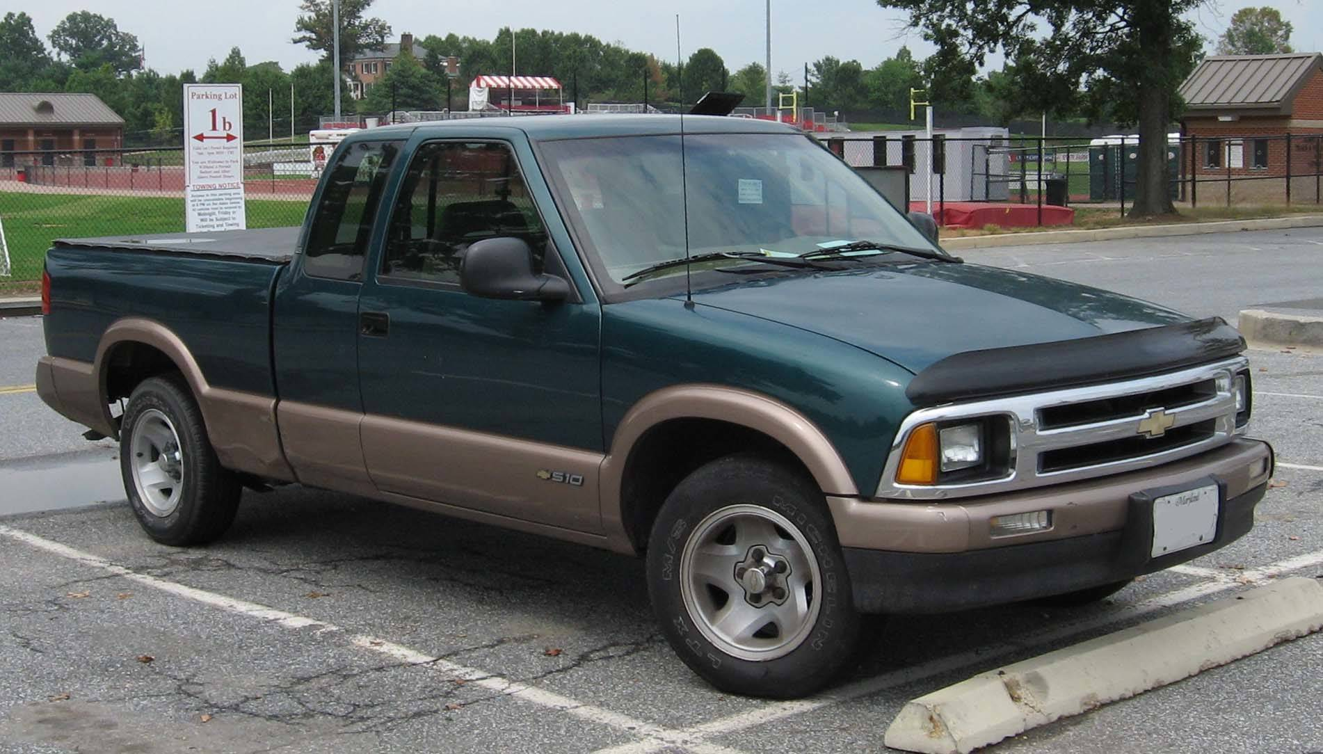 ... 97 Chevy S10 Pick Up ...