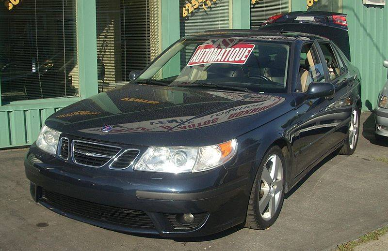 2003 Saab 9 5 Arc 30t Sedan 30l V6 Turbo Auto