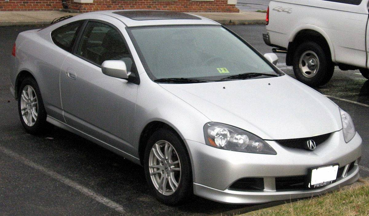 2004 Acura Rsx Base 2dr Hatchback 2 0l Auto W Leather