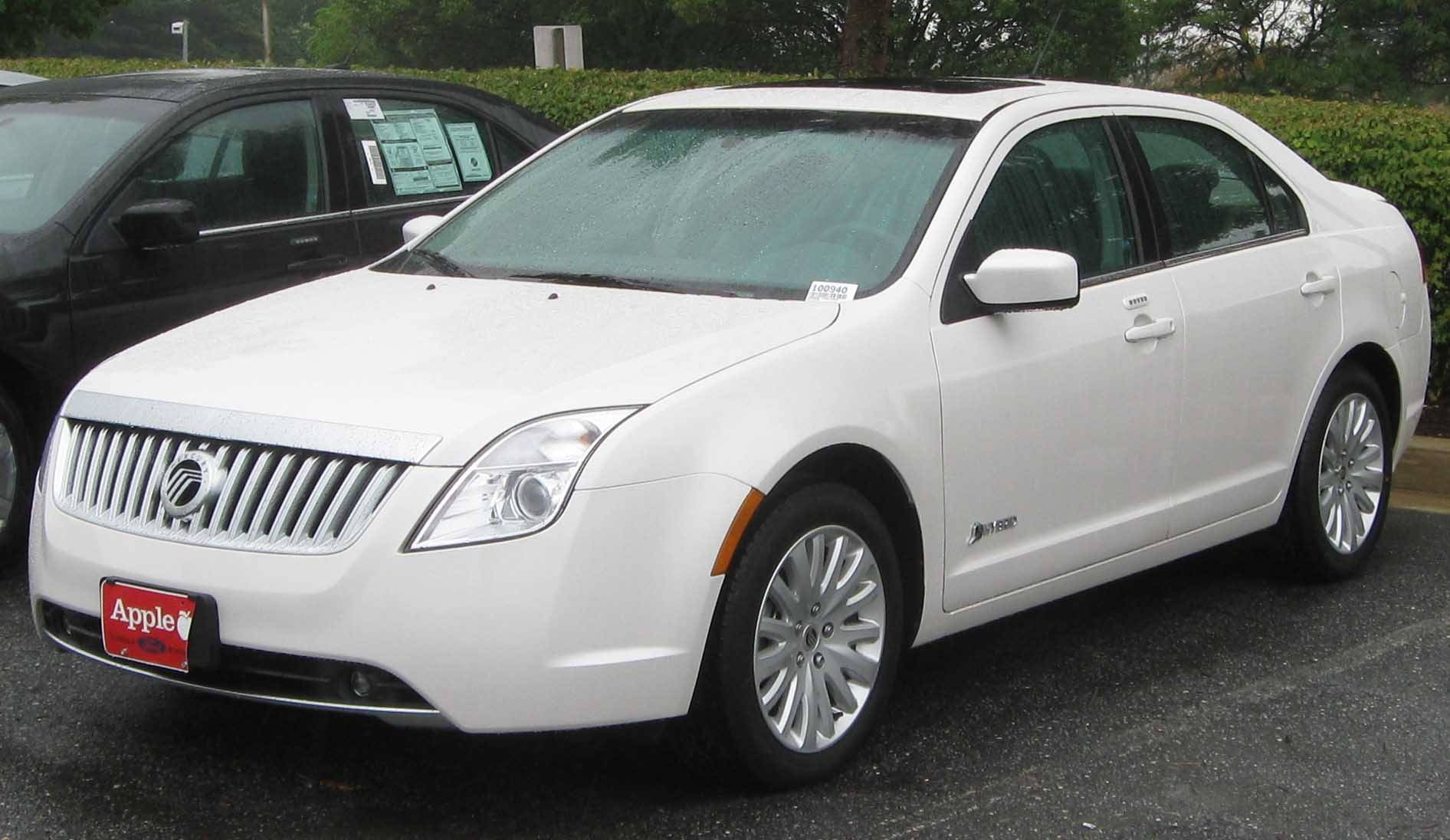 All Wheel Drive Cars List >> 2009 Mercury Milan Premier - Sedan 3.0L V6 AWD auto