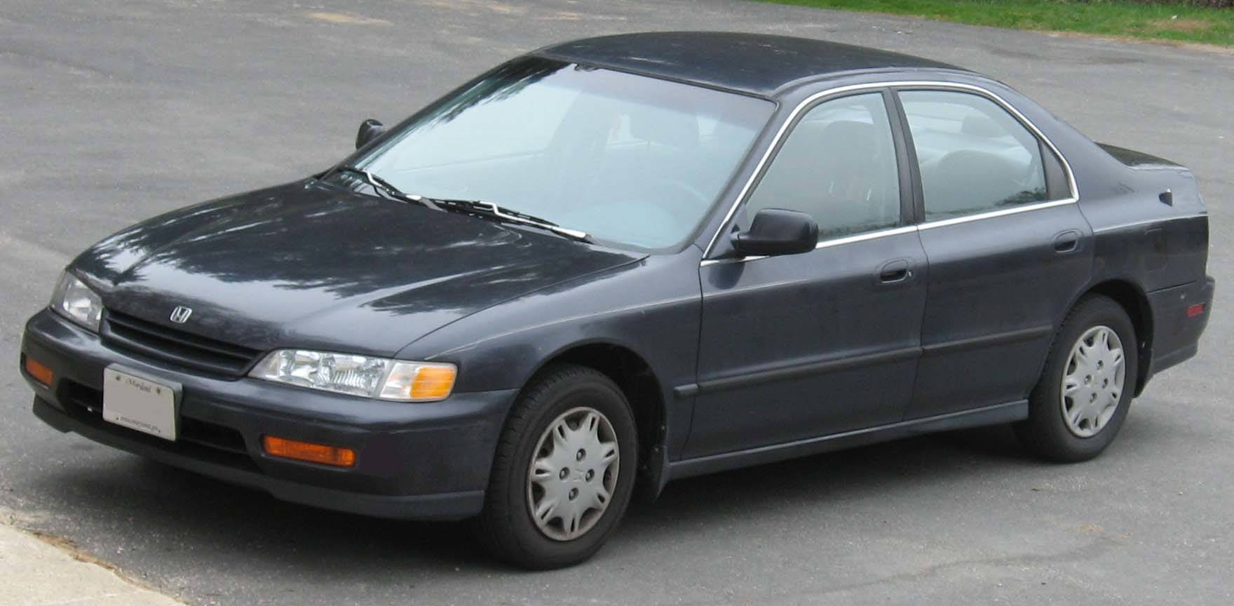 94 honda accord ex sedan